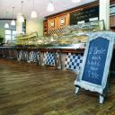 PVC podlaha pekařství - realizace