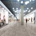 Vinylová podlaha Bacana stars Heavy Metall obchodní centrum