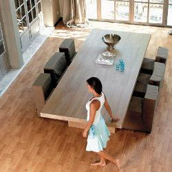 PVC podlaha Normandie 840 interiér